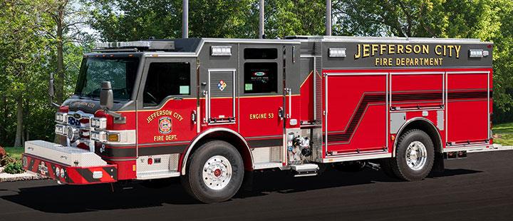 Jefferson, TN Impel PUC Pumper