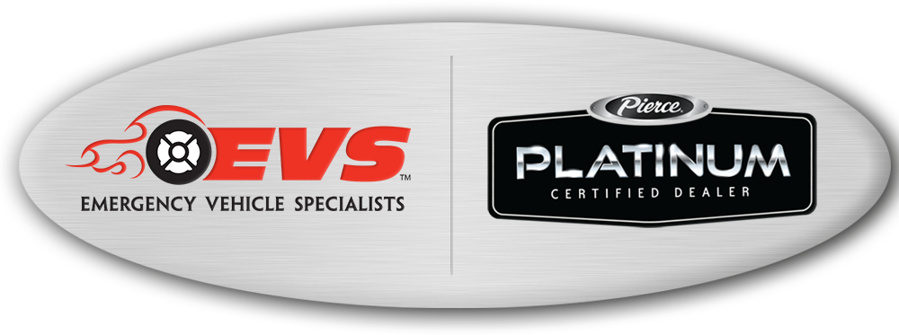EVS is a Pierce Platinum Certified Dealer