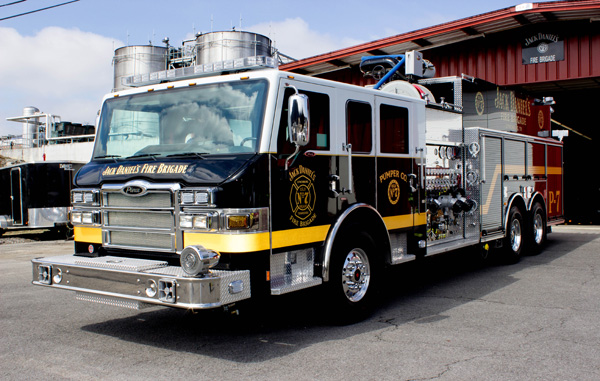 Jack Daniels Evs Delivers Industrial Strength Pumper To